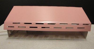 Retro BedLampje Roze 1