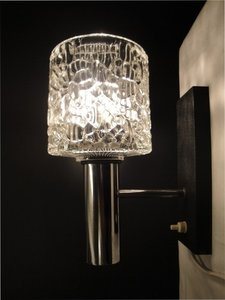 Vintage Jaren 60 Wandlamp 1