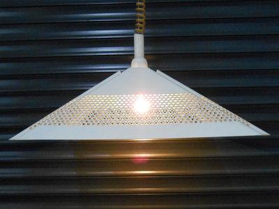 Witte Vintage Design RAAK Hanglamp 1